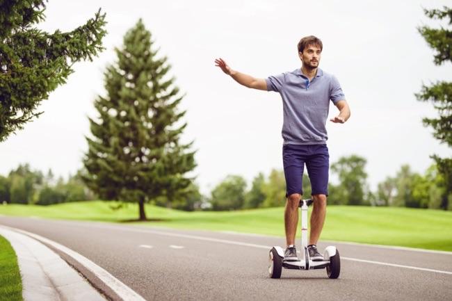 reglementation hoverboard